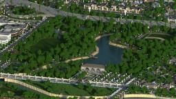 Kennedy Park - Greenfield Minecraft