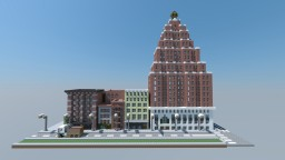 Paramount Building - 1501 Broadway Minecraft Map & Project