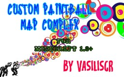 Custom Paintball Maps Minecraft