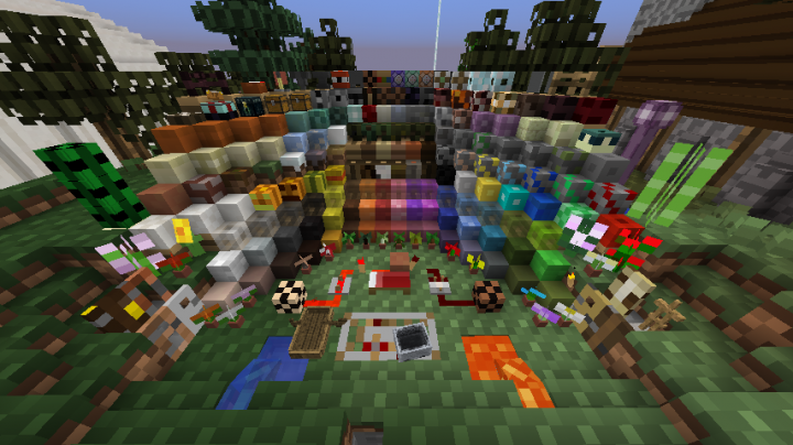 Popular Texture Pack : 3x Texture Pack