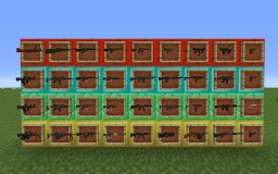 Machetemen Arms Pack for Flans Mod 1.7.10-134 3D Guns and Melee Minecraft