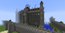 [Map][1.7.2.] Louvre castle in 14th century Minecraft Project