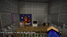 Fnaf Rolplay map by LukiandTita with 3 mod and no lag Minecraft Map & Project