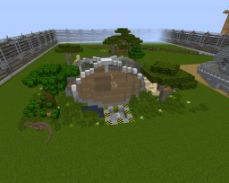 JPOG Viewing Dome Minecraft Map & Project