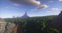 Minecraft Disney Tangled Rapunzel's Tower Map! Minecraft Map & Project