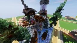 Small Snowy Plot Minecraft Project