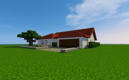 White Residence [Breaking Bad] Minecraft Map & Project