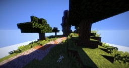 SkyBlock Server Spawn Minecraft Map & Project