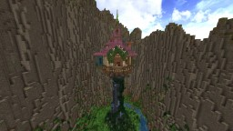 Rapunzel's Tower from Tangled Minecraft Map & Project