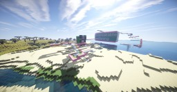 UnspeakableGaming Roller Coaster Minecraft Project