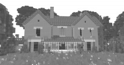 Borley Rectory Minecraft Map & Project