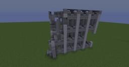 Broken building Minecraft Project