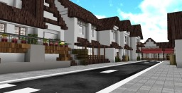 CtB's Small Town with interiors (for roleplayers) Minecraft Project