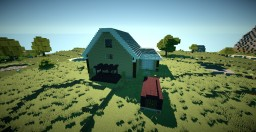 Modern Suburban House Minecraft Map & Project