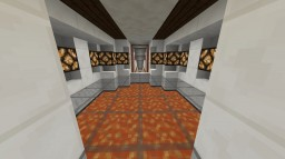 Safe-House Underground Structure Minecraft Project