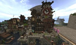 Sainghou District Minecraft Project
