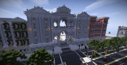 The Capitol Gate Minecraft Project