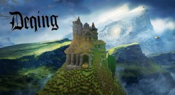 Deqing - Shaolin Castle Minecraft Map & Project