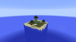 Survive on an Island Minecraft Project