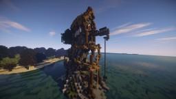 """Ediths Tackle Emporium"" o Minecraft Build Minecraft Map & Project"
