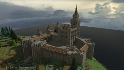 Medieval Castle Grünwalder [Project 2017] Minecraft