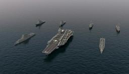 USS Carrier Battle Group