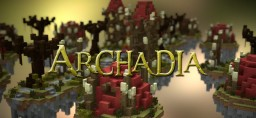 Archadia - Orc Skymap [DOWNLOAD] Minecraft Map & Project