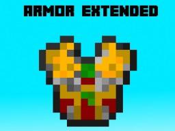 [1.11.2] Armor Extended Mod Minecraft Mod