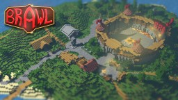 [Brawl Games] New PvE Battle Minigame Minecraft Map & Project