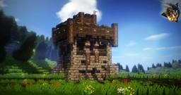 Medieval Citadel Minecraft Project