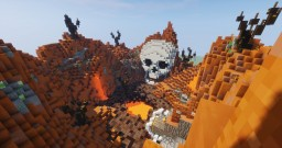 Downloadable Mad Max Desert Arena [pop reel] Minecraft Project