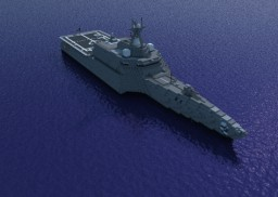 USS Independence (LCS-2) Minecraft