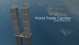 World Trade Center (Twin Towers) - LPC Minecraft Map & Project