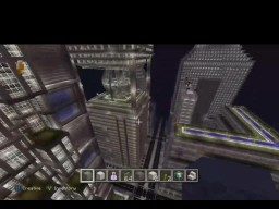 MetalOpolis City - A first look. Minecraft Project