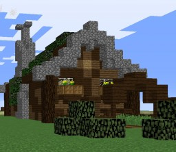 House for Cowcraft [READ DESCRIPTION] Minecraft Map & Project