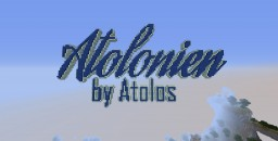 Atolonien 4000x4000 MAP (V.0217) Minecraft Map & Project