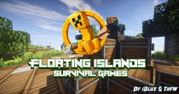 Floating Islands - Survival Games Map Minecraft Project