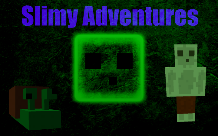 Slimy Adventures Logo