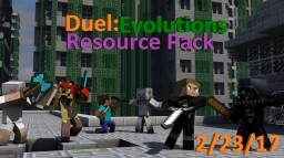 Duel: Evolutions Resource Pack