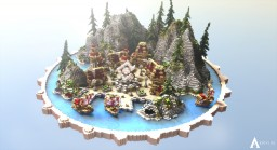Red Gradin - Fantasy Village Minecraft