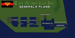 Naval Base Queen Alejandra A.R.I Minecraft