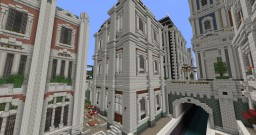 Downtown Towne House (Sanacraft) Minecraft Map & Project