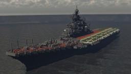 "Project 1143 ""Kiev"" Minecraft"