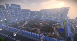 Park under Construction Minecraft Map & Project