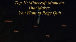 Minecraft Moments That Makes you Want to Rage Quit Minecraft Blog
