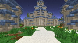 Eanor - Capital of Lindon. Minecraft Map & Project