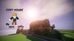 Cosy House Minecraft Map & Project