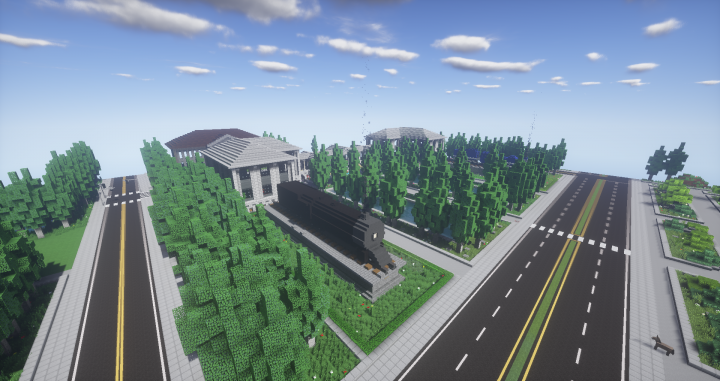 Traincraft Modern Server - 24/7 - Long Railroads - Lag Free - PC