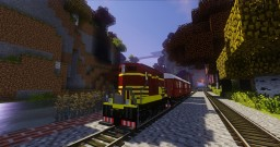 Defined-Rails Minecraft