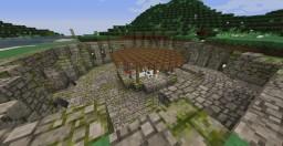 Halvard Gym Minecraft Map & Project